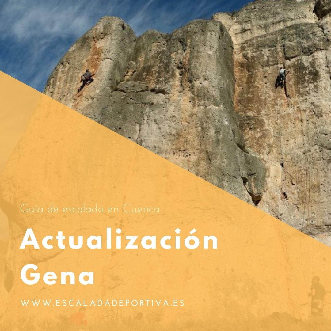 Actualizaciones del sector Gena de Cuenca
