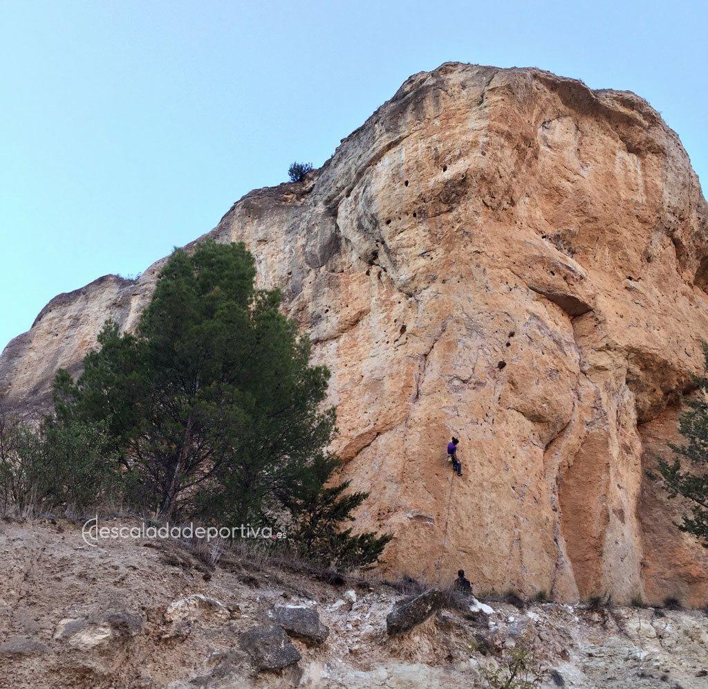 Rafa Fanegas en Lluvia de estrellas, sector Juego de Bolos, Cuenca