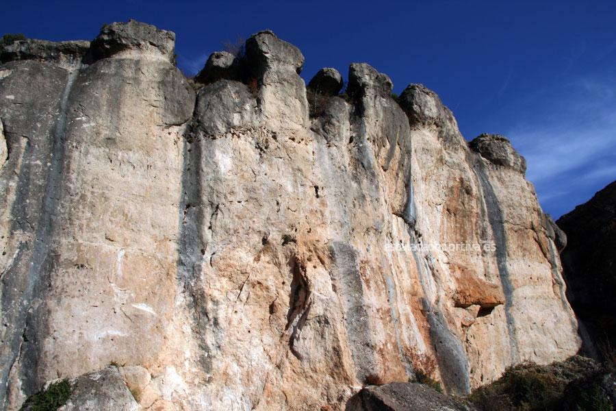 Sector Cueva de la Zarza de Cuenca