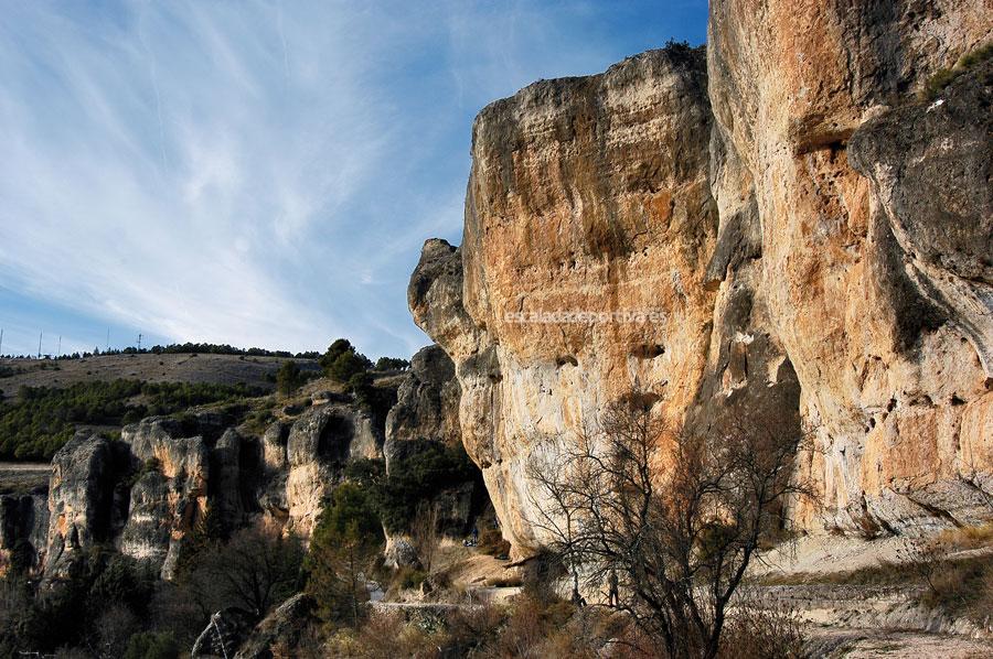 Sector Garrulos - Los Hocinos de Cuenca