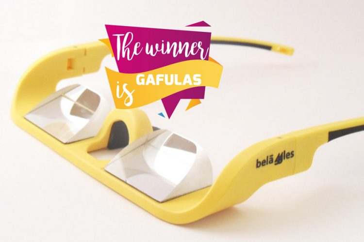 And the winner GAFULAS is...