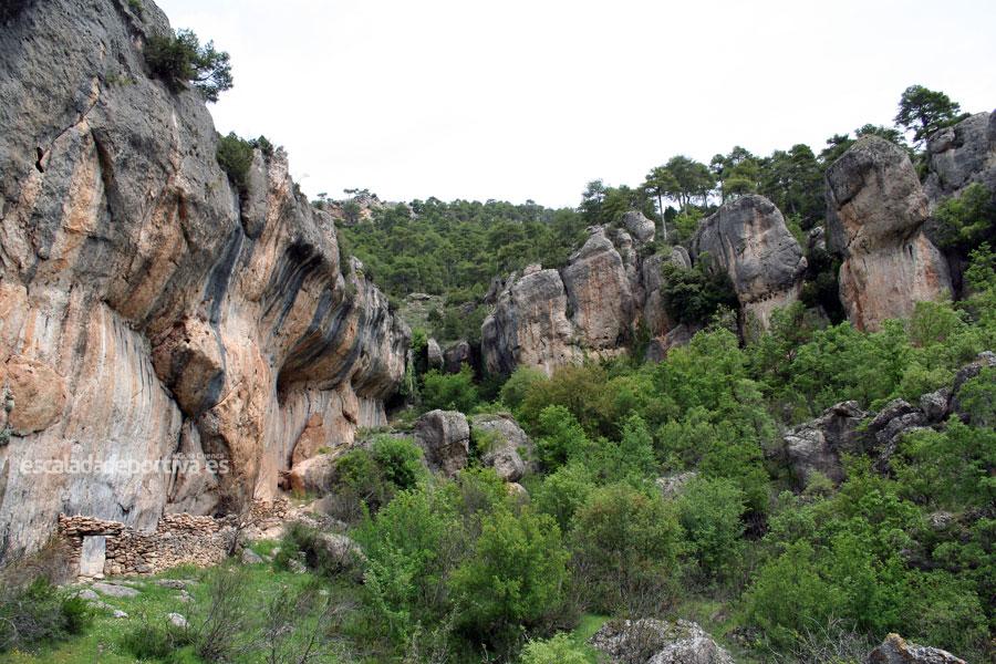 Sector Valdecabras Sur de Cuenca