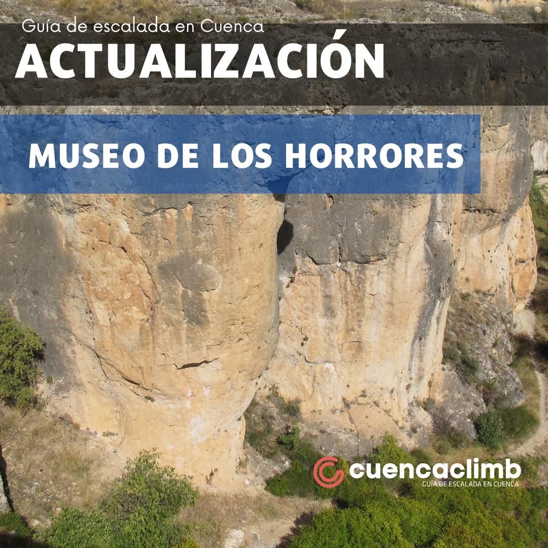 Actualización Museo de los Horrores
