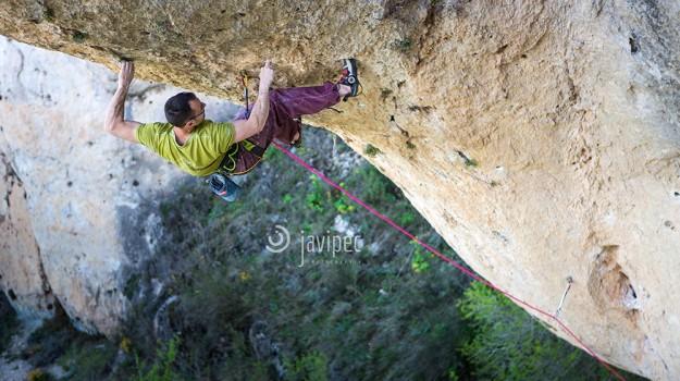 Jose Luis Palau 'Primo' en El Calvario del Sicario. Foto JaviPec.com