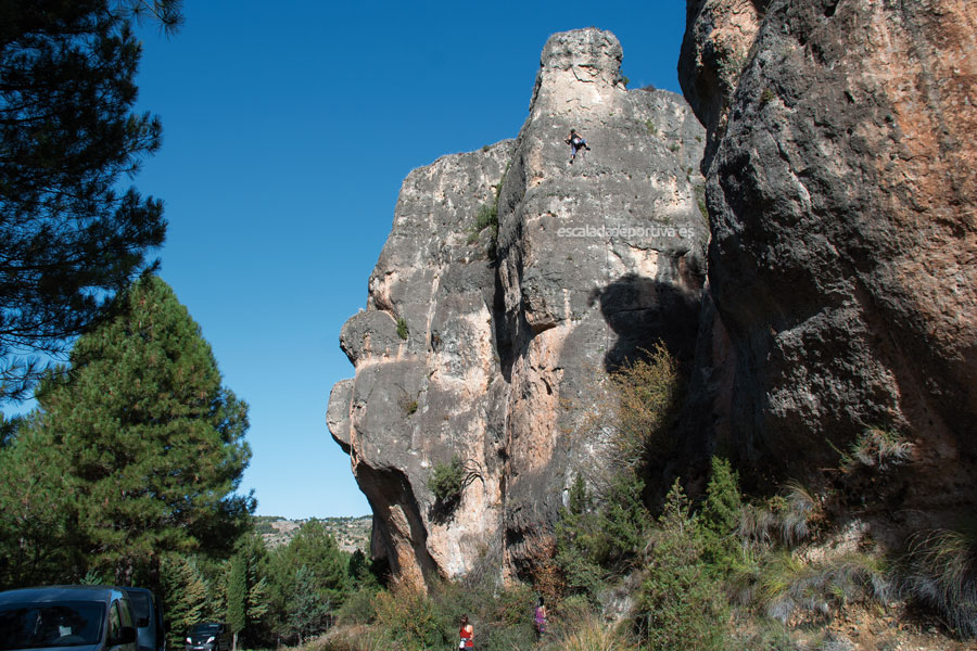 Sector Merendero Carretera de Cuenca