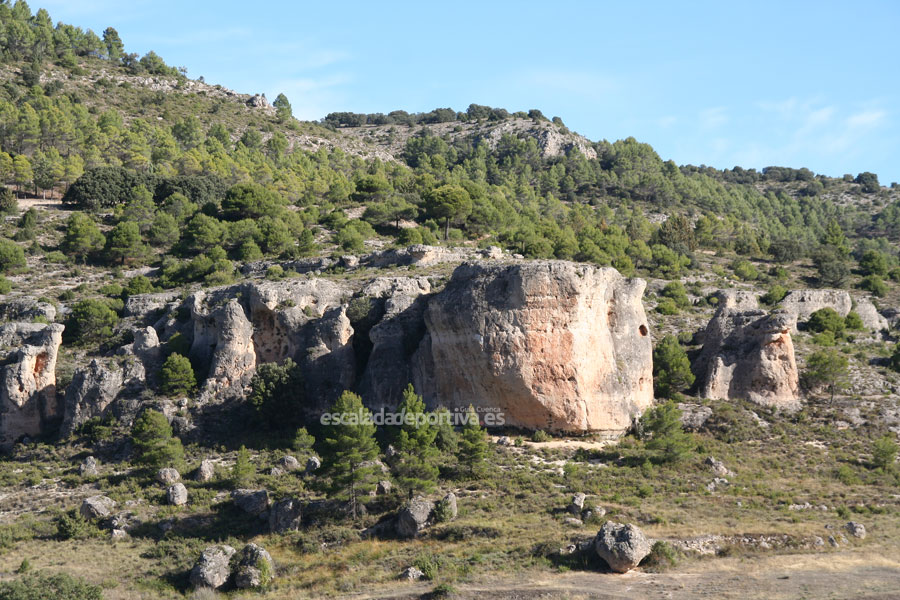 Sector Dado de Cuenca