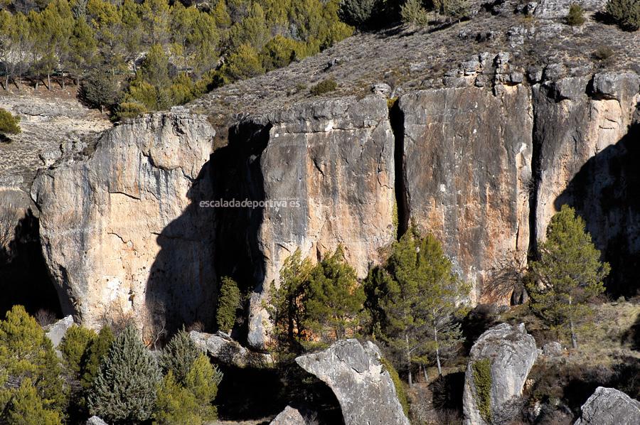 Sector Tetas de Cuenca